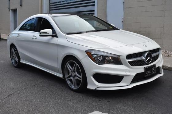 2015 Mercedes-Benz CLA-Class CLA250:21 car images available