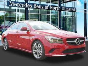 2019 Mercedes-Benz CLA-Class CLA250:16 car images available