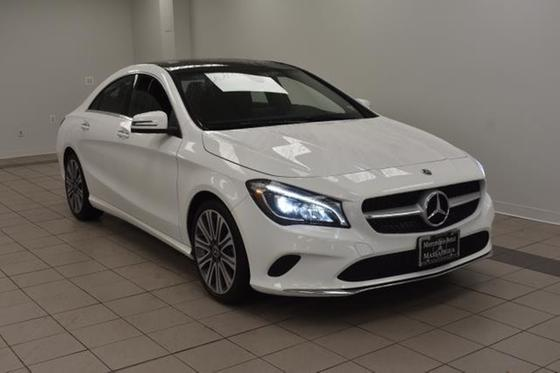 2019 Mercedes-Benz CLA-Class CLA250:20 car images available
