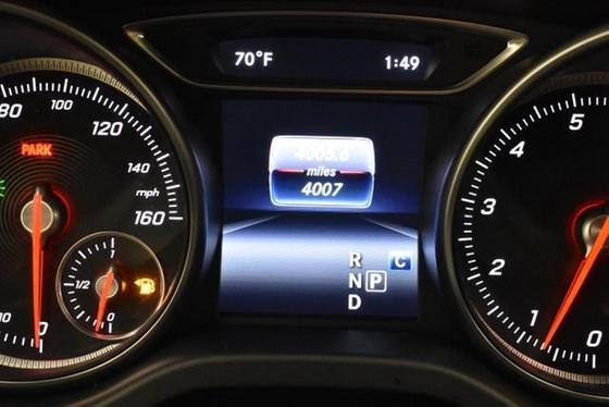 2019 Mercedes-Benz CLA-Class CLA250