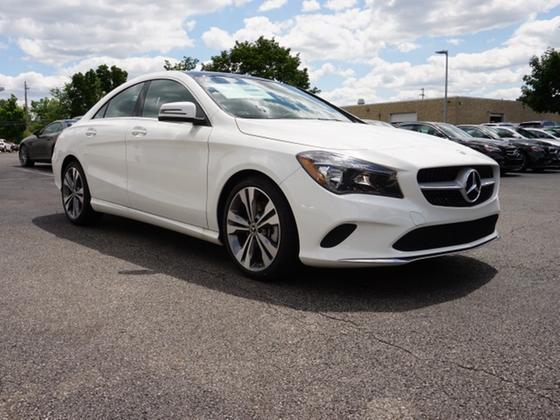 2019 Mercedes-Benz CLA-Class CLA250:15 car images available