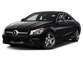 2016 Mercedes-Benz CLA-Class CLA250 : Car has generic photo