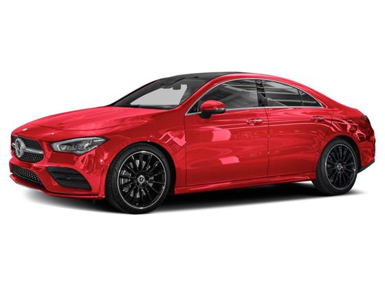 2020 Mercedes-Benz CLA-Class CLA250 : Car has generic photo
