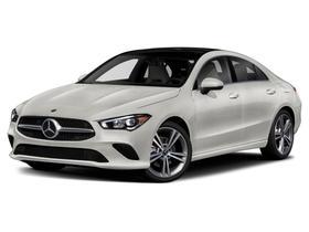 2020 Mercedes-Benz CLA-Class CLA250 : Car has generic photo