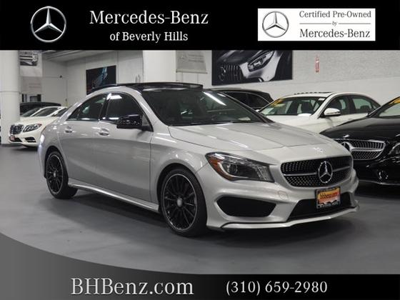2016 Mercedes-Benz CLA-Class CLA250:21 car images available