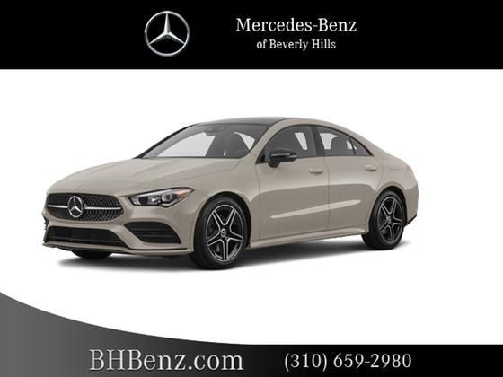 2020 Mercedes-Benz CLA-Class CLA250