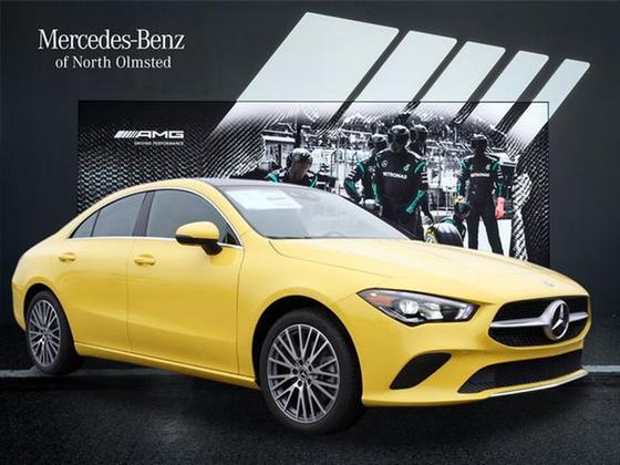 2020 Mercedes-Benz CLA-Class CLA250:15 car images available