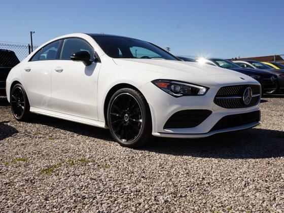2020 Mercedes-Benz CLA-Class CLA250:16 car images available
