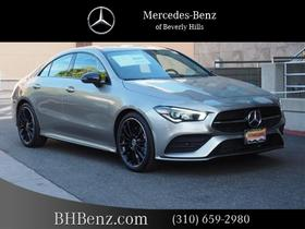 2020 Mercedes-Benz CLA-Class CLA250:12 car images available