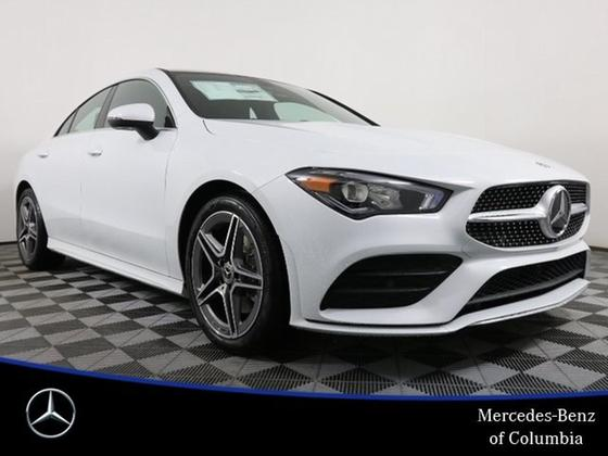 2020 Mercedes-Benz CLA-Class CLA250:24 car images available