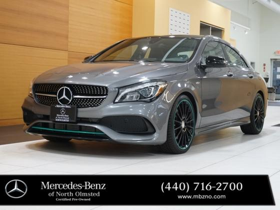 2017 Mercedes-Benz CLA-Class CLA250:24 car images available