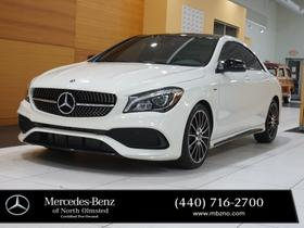 2018 Mercedes-Benz CLA-Class CLA250:24 car images available