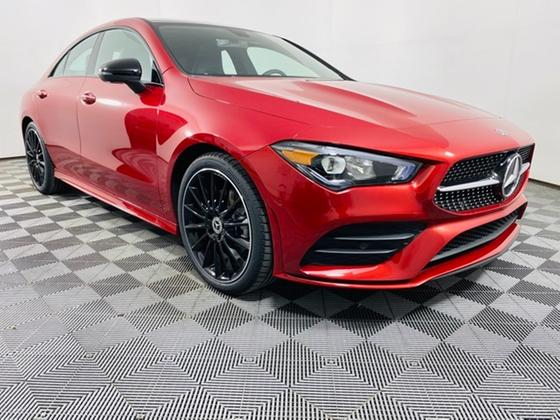 2021 Mercedes-Benz CLA-Class CLA250:24 car images available