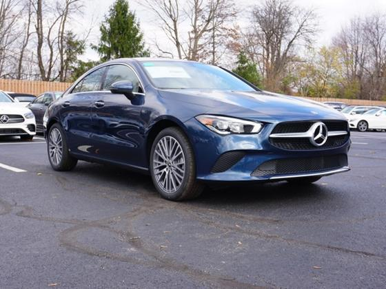 2021 Mercedes-Benz CLA-Class CLA250:15 car images available