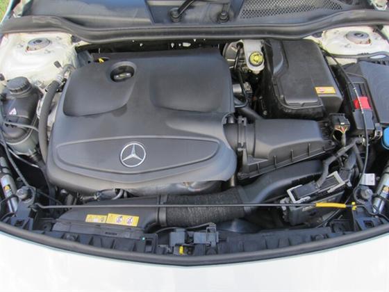 2015 Mercedes-Benz CLA-Class CLA250