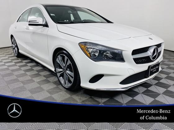 2019 Mercedes-Benz CLA-Class CLA250:24 car images available