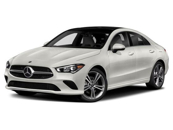 2021 Mercedes-Benz CLA-Class CLA250 : Car has generic photo