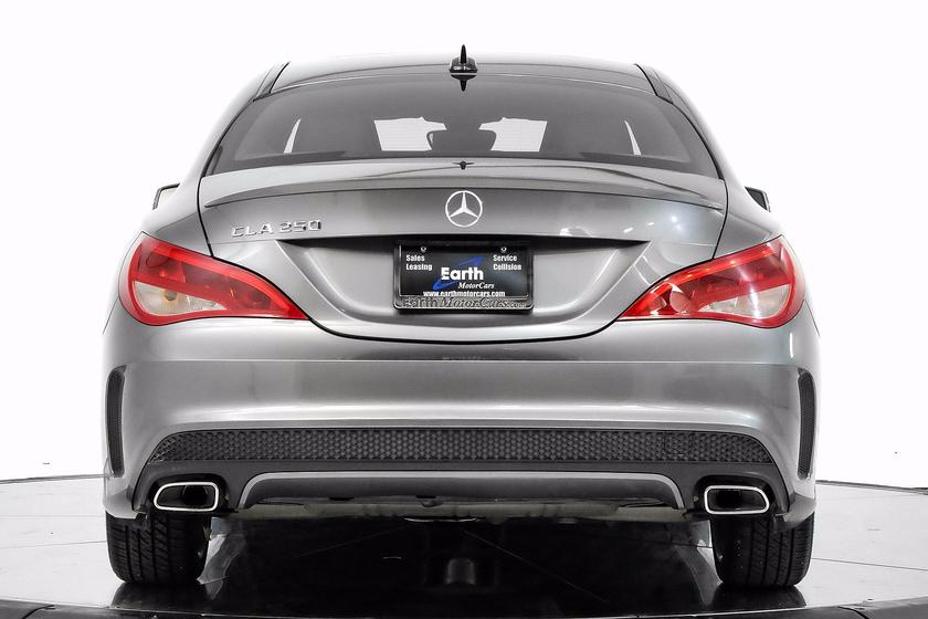2014 Mercedes-Benz CLA-Class CLA250