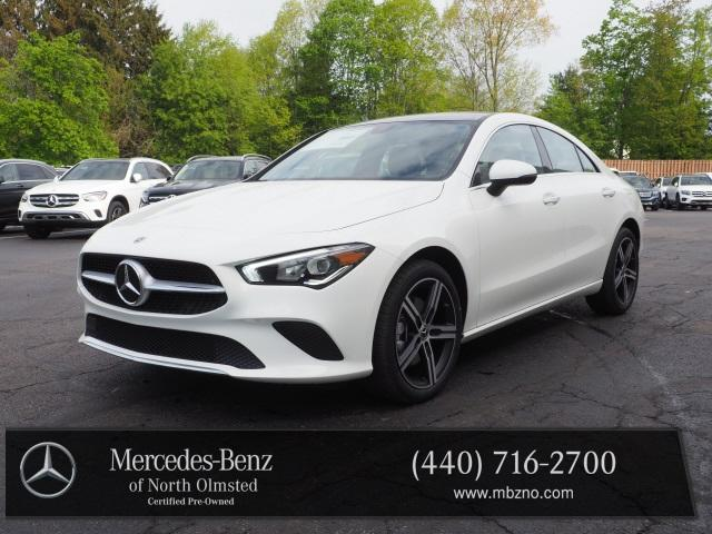 2021 Mercedes-Benz CLA-Class CLA250:16 car images available