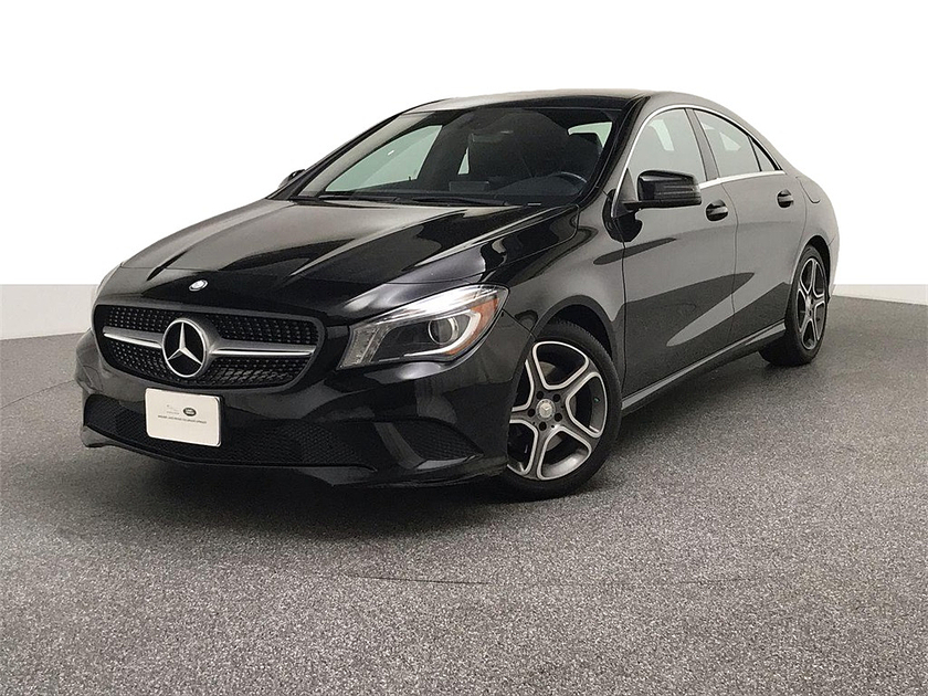 2014 Mercedes-Benz CLA-Class CLA250:23 car images available