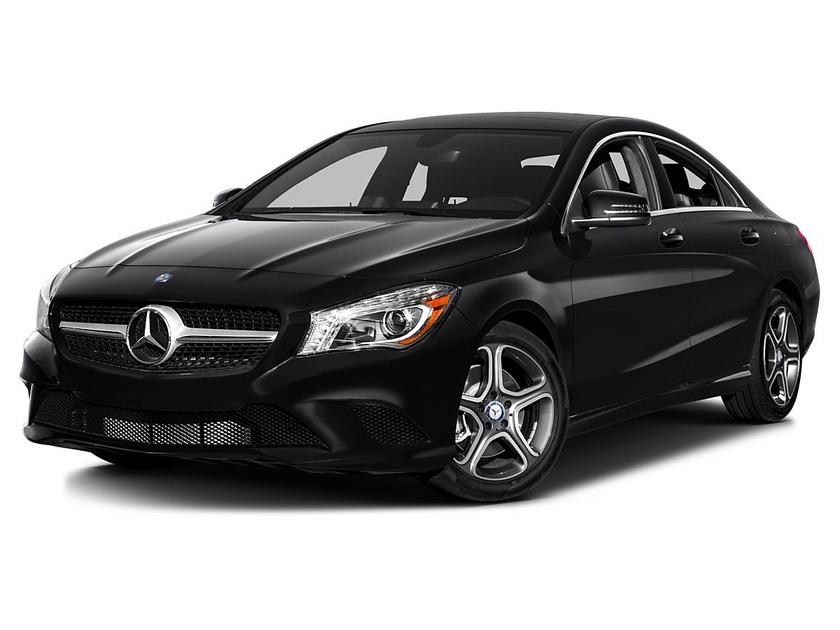 2014 Mercedes-Benz CLA-Class CLA250 : Car has generic photo