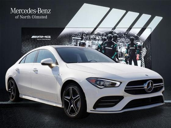 2020 Mercedes-Benz CLA-Class CLA35 AMG:24 car images available