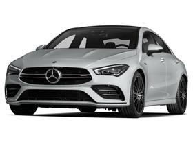 2020 Mercedes-Benz CLA-Class CLA35 AMG : Car has generic photo