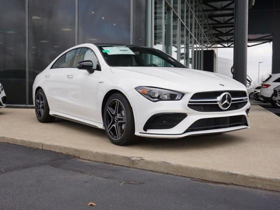 2021 Mercedes-Benz CLA-Class CLA35 AMG:20 car images available