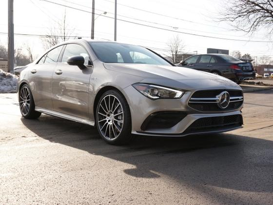 2020 Mercedes-Benz CLA-Class CLA35 AMG:20 car images available