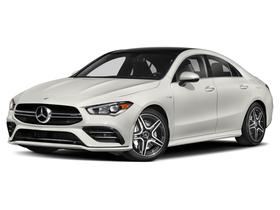 2020 Mercedes-Benz CLA-Class CLA35 AMG : Car has generic photo