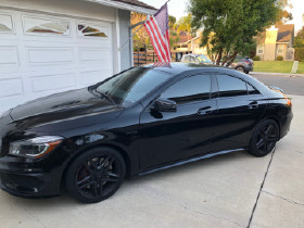 2015 Mercedes-Benz CLA-Class CLA45 AMG 4Matic:5 car images available