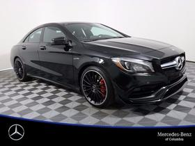 2018 Mercedes-Benz CLA-Class CLA45 AMG:17 car images available