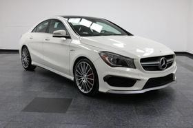 2014 Mercedes-Benz CLA-Class CLA45 AMG:24 car images available