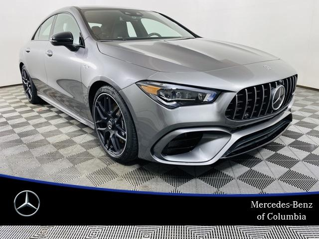 2021 Mercedes-Benz CLA-Class CLA45 AMG:24 car images available