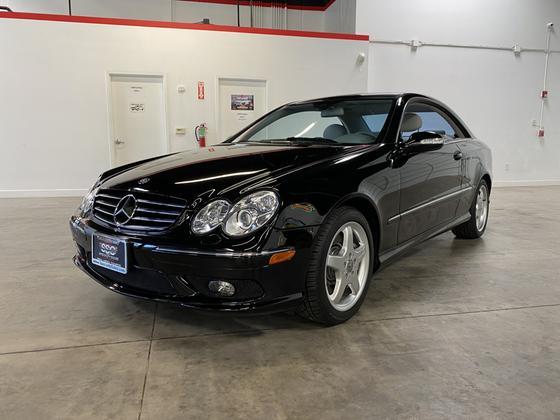 2004 Mercedes-Benz CLK-Class :12 car images available