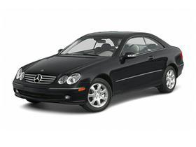 2004 Mercedes-Benz CLK-Class CLK320 : Car has generic photo