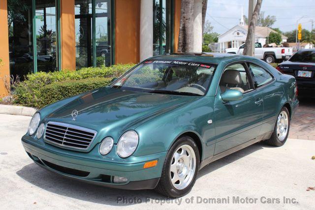 1998 Mercedes-Benz CLK-Class CLK320:24 car images available
