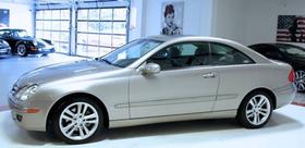 2006 Mercedes-Benz CLK-Class CLK350
