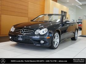 2009 Mercedes-Benz CLK-Class CLK550 Cabriolet:24 car images available
