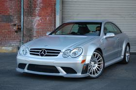 2008 Mercedes-Benz CLK-Class CLK63 AMG Black Series:8 car images available