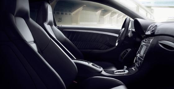 2008 Mercedes-Benz CLK-Class CLK63 AMG Black Series