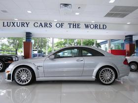 2008 Mercedes-Benz CLK-Class CLK63 AMG Black Series:24 car images available