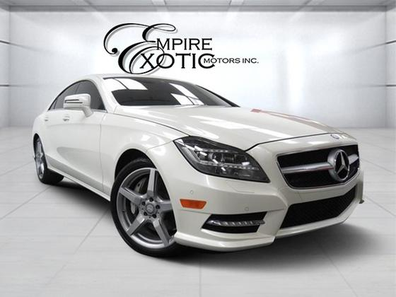 2013 Mercedes-Benz CLS-Class :24 car images available