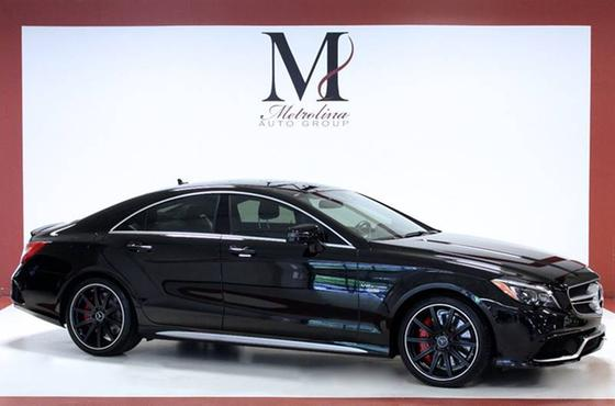 2015 Mercedes-Benz CLS-Class :24 car images available