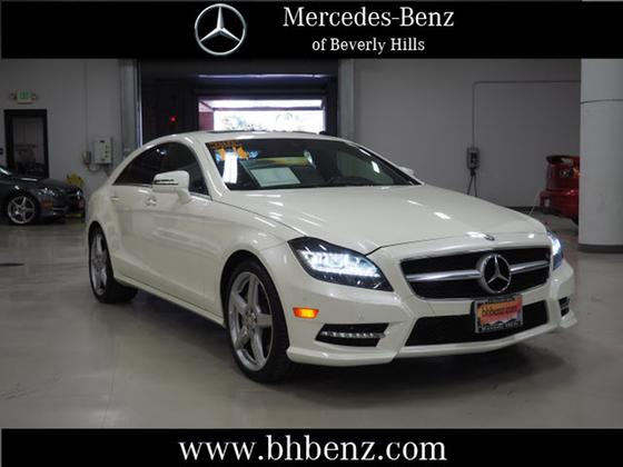 2014 Mercedes-Benz CLS-Class :23 car images available