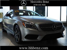 2018 Mercedes-Benz CLS-Class :19 car images available