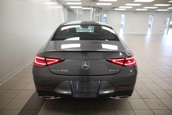 2019 Mercedes-Benz CLS-Class