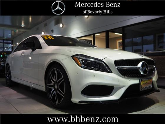 2016 Mercedes-Benz CLS-Class :19 car images available