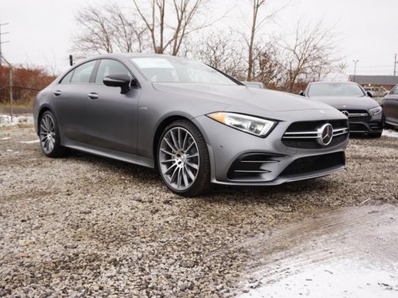 2019 Mercedes-Benz CLS-Class :16 car images available