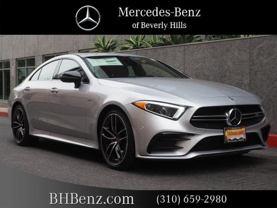 2019 Mercedes-Benz CLS-Class :11 car images available
